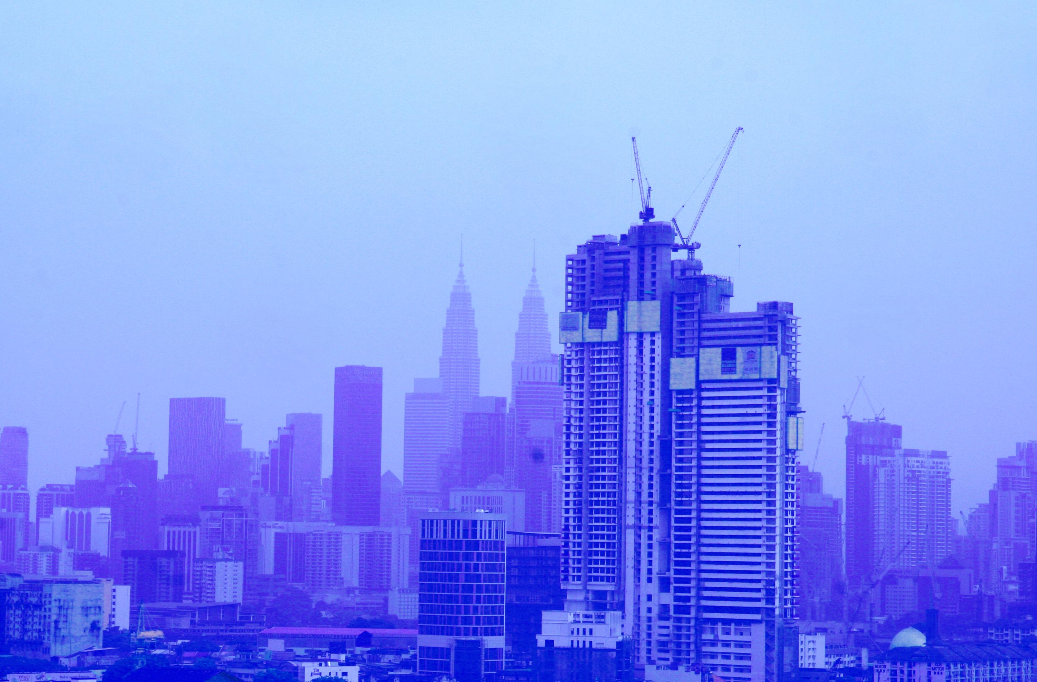 Skyline und Shoppingwahn