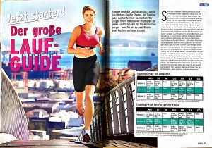 Laufen für die Fitness