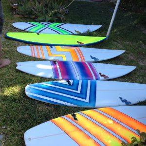 Waveworx Surfbretter von Justin Healy